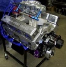 406 SBC 627 HP