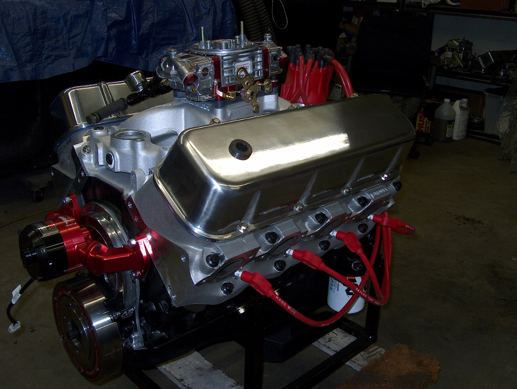 540 Big Block Chevy 700 HP Performance Street - Hekimian