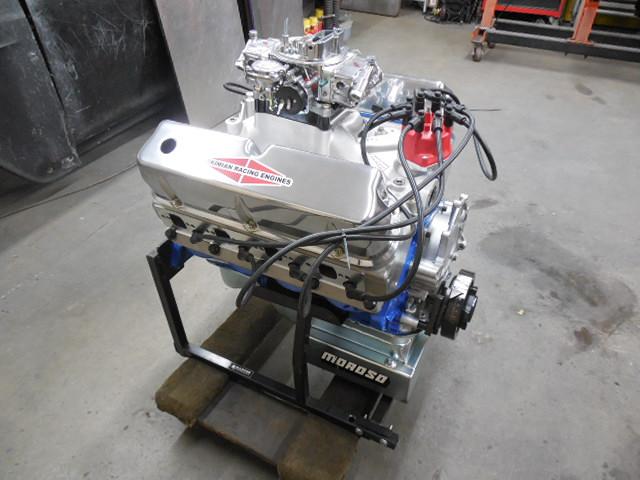 351 Ford Windsor Performance Street Engine 430 HP - Hekimian