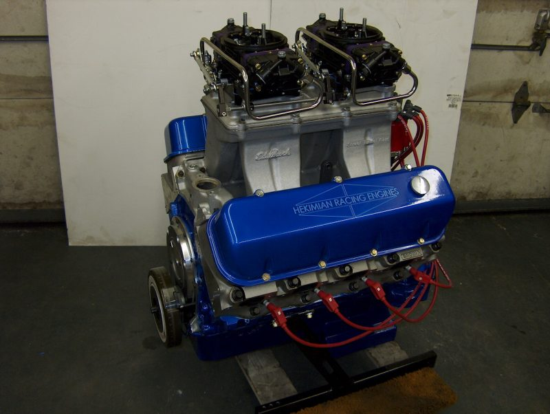 565 Big Block Chevy Performance Marine 900 HP