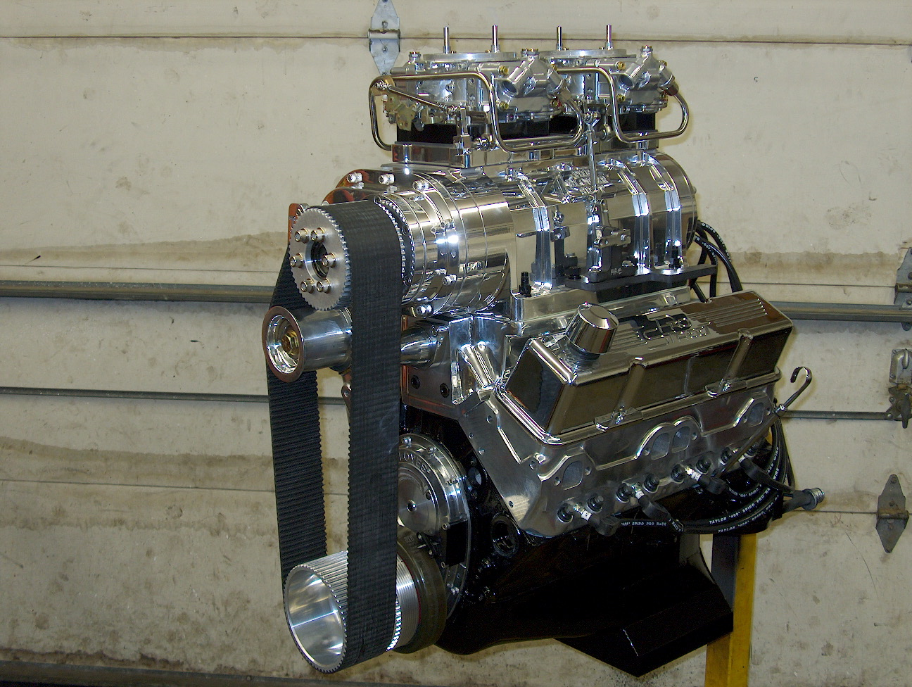 400 Small Block Chevy 750 HP Supercharged